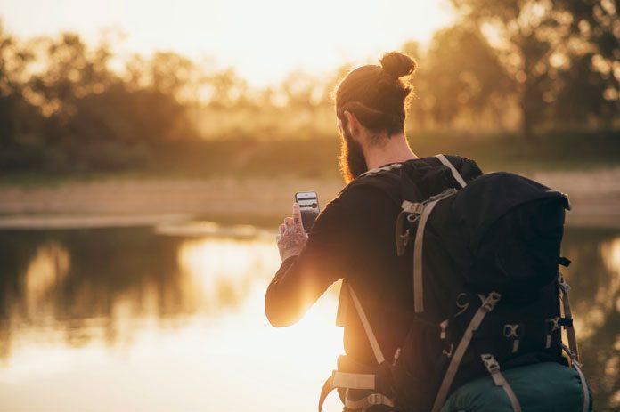 10.000 Schritte am Tag machen gesund?