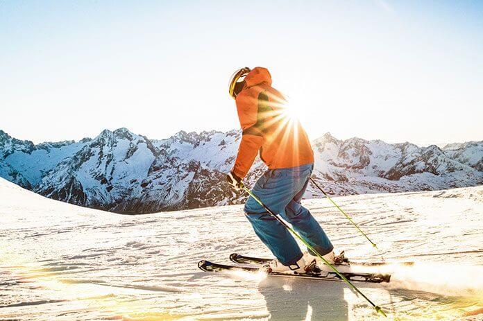 Freeride Ski: Gefährliches Hobby der Deutschen