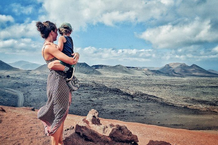 Reisen mit Kleinkind, eine Mama im Interview