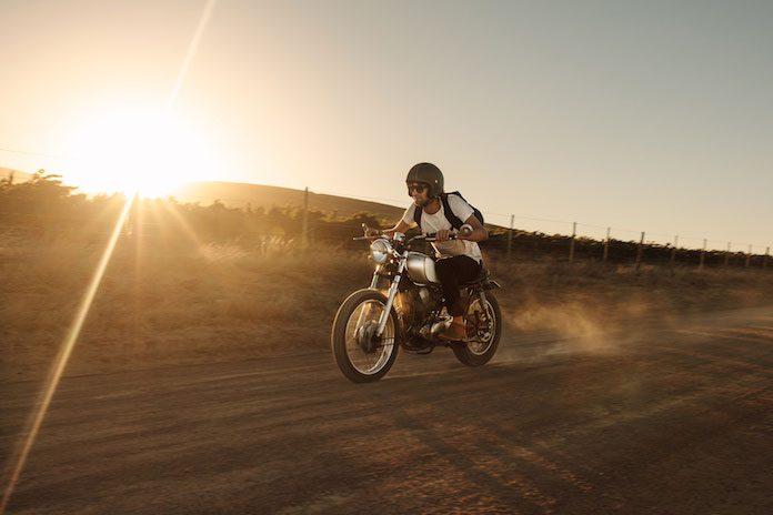 Motorradfahrer: Auf den Spuren vom